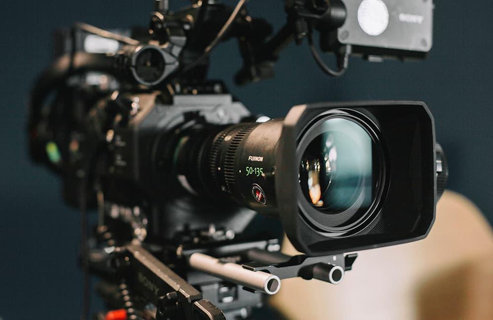 Solution videocamera